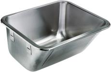 Franke vaskekar for nedfældning bordplade 450 x 400 mm med p