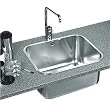 Intra Juvel industrivask SK5020 bordmontering
