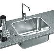 Intra Juvel industrivask SK7030 bordmontering