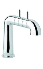 Damixa A-Pex håndvask uden bundventil