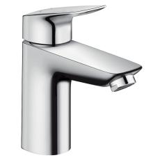 Hansgrohe Logis 100 håndvaskarmatur m. push-open bundventil