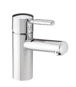 Damixa Merkur håndvaskbatteri med X-Change base soft pex sla