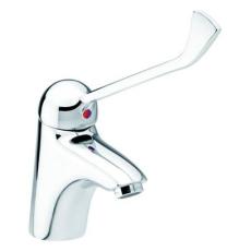 Damixa Space håndvaskbatteri med rehabhåndtag