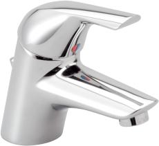 Børma Ceraplan ECO håndvaskarmatur krom 1-grebs uden bundven