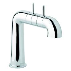 Damixa A-pex håndvask m/bundventil