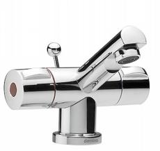 Damixa Titan håndvask med bundventil krom