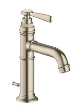 AXOR Montreux 1G håndvaskarmatur 100 med løft-op ventil krom