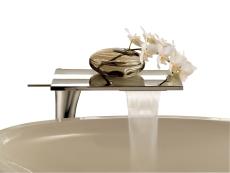Axor Massaud håndvaskarmatur krom med sive bundventil