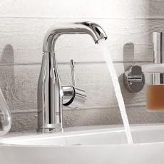 Grohe Essence New håndvaskarmatur med bundventil