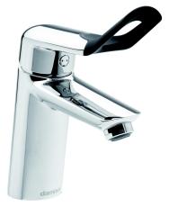 Damixa Clover håndvaskbatteri med X-Change base soft pex sla