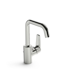 Oras Saga håndvaskarmatur høj tud, med BV