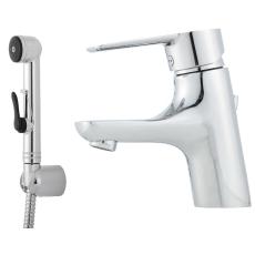 Mora Cera håndvaskarmatur med løft-op bundventil