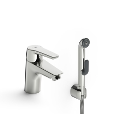 Oras Saga håndvaskarmatur med håndbruser, uden BV