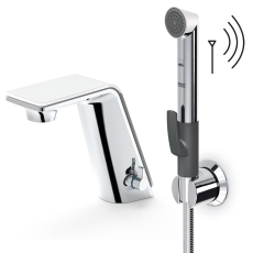 Il Bagno Alessi Sense by Oras håndvaskarmatur med Smart Bide