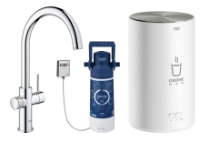 GROHE Red Duo Armatur og kedel, M-size