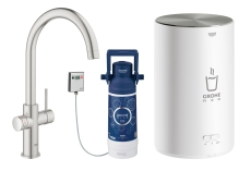 GROHE Red Duo Armatur C-tud og kedel, M-size