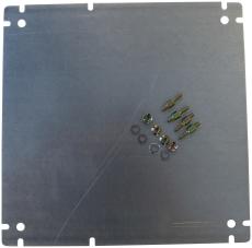 Montageplade APO61 550 x 249 x 2 mm