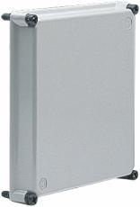 Låg APO41 300 x 300 x 45 mm grå RAL7035