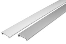 Afdækningsliste for m36 1m grå