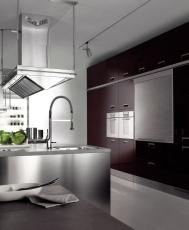 Axor Citterio Semi-Pro køkkenarmatur krom