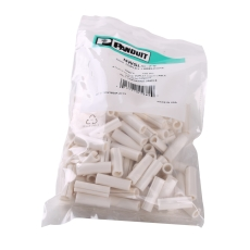 Labelhylse 3 mm til mærkning af duplex fiber ledere (100)