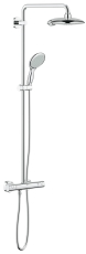 Euphoria P&S 190 brusesystem termostat