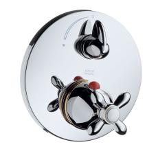 Axor Carlton termostat m/afsp. KG krom