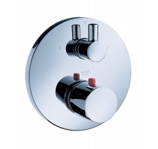 Axor Uno termostat m/afsp+omsk m/Zero greb