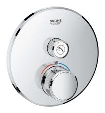 Grohe Grohtherm SmartControl Termostat til indbygning med en