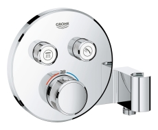 Grohe Grohtherm SmartControl Termostat med indbygget install
