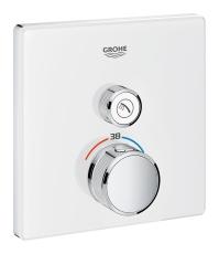 Grohtherm SmartControl Termostat til indbygning med en venti