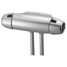 FMM termostatarmatur 40 c/c til synlig rørføring