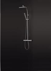 Quadra Brusesæt/Termostatblander 150 Cc Krom
