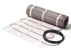 Kabelmåtte Devimat DTIF-100 250W 230V 0,5x5M med følerrør