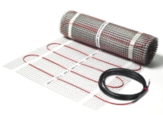 Kabelmåtte Devimat DTIF-150 75W 230V 0,5x1M med følerrør