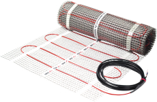 Kabelmåtte Devimat DTIF-150 1800W 230V 0,5x24M med følerrør