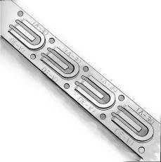 Devifast Montageskinne metal 5M