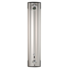 Oras Electra brusepanel med håndbruser og termostat 6V