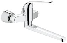 Grohe Euroeco spec etgreb håndvask vægmont. udv