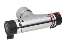 Damixa renovering termostat krom til ny model