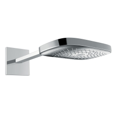 Hansgrohe RD Select E 300 3jet HB m/arm krom