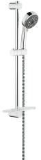VitComfort 100 IV brusestang sæt 600mm 9,5l