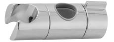 Mora Mmix/Cera/One glider/håndbruserholder til hovedbruser Ø