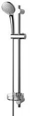Børma Idealrain Brusersæt M3 krom Ø 100 mm