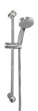 Brusersæt 1F Ø80 mm 600 mm stang 1500 mm metalflex