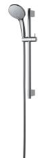 Børma Idealrain Pro Brusersæt L3 krom Ø120 mm 600 mm stang