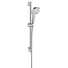 Hansgrohe Croma Select E Multi brusersæt 65 cm krom/hvid