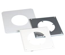 Fremex Dækplade 200 x 200 mm hvid