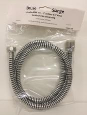 """Ultraflex slange 1500 mm med 1/2"""" konus drejeled x 1/2"""" omlø"""