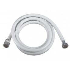 2000 mm Plastoflex slange hvid